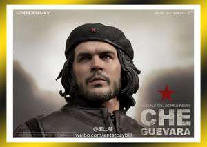 In Stock Enterbay Real Masterpiece Che Guevara (RM 1034) 1/6 figure