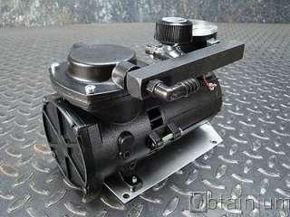 Thomas Industrial Diaphragm 12 Volt DC Vacuum Pump or Compressor 12VDC
