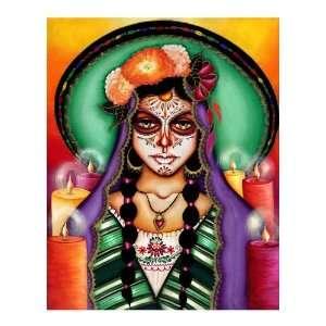 Ilumina Mi Camino by Cat Ashworth Paper Fine Art Color