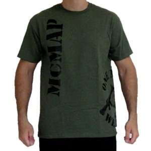 Marine Corps Martial Arts Fight Shirt, MCMAP   L Everything Else
