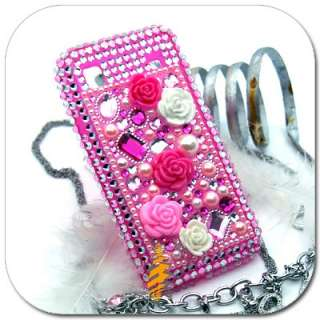 BLING CRYSTAL HARD CASE SAMSUNG VIBRANT GALAXY S T959