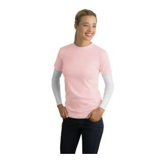 Sport Tek Ladies Long Sleeve Double Layer T Shirt. LST306