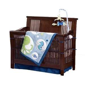 Pc Crib Bedding Set Zoo