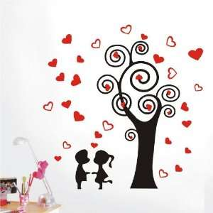 Easy Apply Wall Sticker Decal