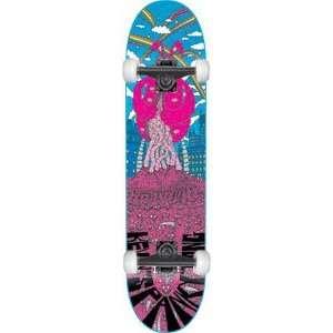 Baker Long Super Jack Complete Skateboard   8.0 w/Mini