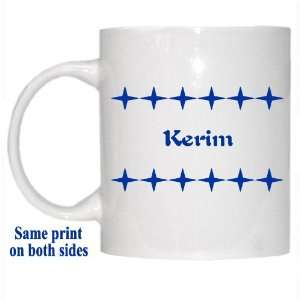 Personalized Name Gift   Kerim Mug: Everything Else
