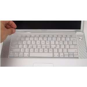 silicone skin cover for Apple MacBook Pro/Powerbook G4 Electronics