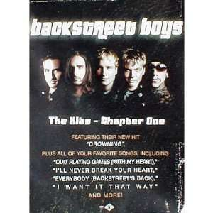Backstreet Boys Hits Chapter One POSTER Nick Carter HOT   18x24