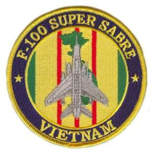 F 100 Super Sabre Vietnam Patch Everything Else