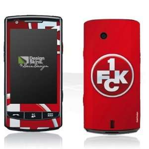 Design Skins for Samsung M 1   1. FCK Logo Design Folie
