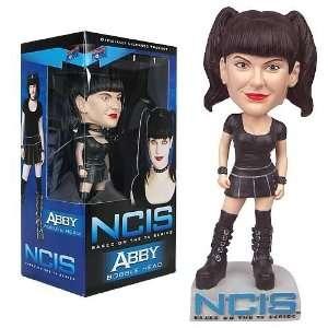Bif Bang Pow NCIS Bobble Head Abby Sciuto Toys & Games