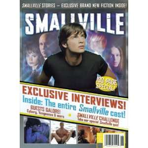 Smallville The Official Magazine #15 (July August 2006