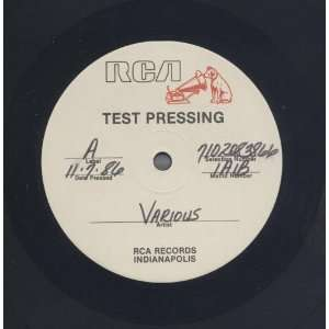 Star Song Rockers (Test Pressing) Christian Rock Sampler