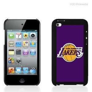 Los Angeles Lakers Purple   iPod Touch 4th Gen Case Cover