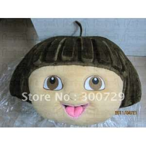 dora costume happy face dora mascot Toys & Games