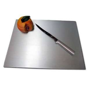 Cutting Boards  Glass Cutting Board   Stainless / Metalic