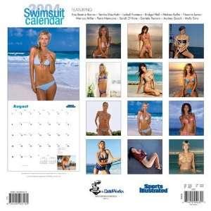 Sports Illustrated Swimsuit 2004 Calendar (9781400903160