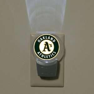 MLB Oakland Athletics LED Night Light