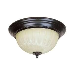 Savoy House 6 4019 15ES 13 Courtland Energy Smart 1 Light Flush Mount