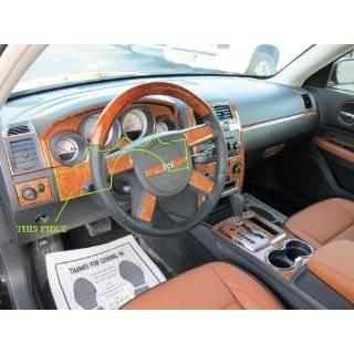 Ford F 250 F 350 F250 F350 Interior Wood Dash Trim Kit 2000 2001 2002