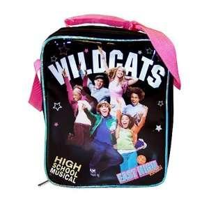 High School Musical Wildcats Lunch Bag   EAST HIGH