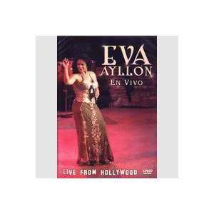 Eva Ayllon En Vivo   Live From Hollywood Eva Ayllon Movies & TV