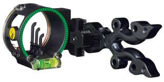 Trophy Ridge Fire Wire V3 Bow Sight RH AS303R W/ Sight Light 3 Pin