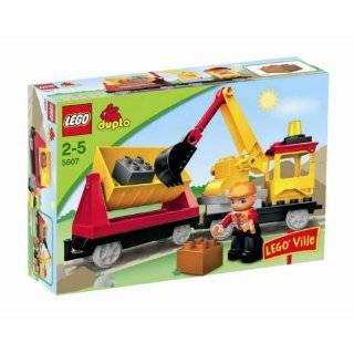 LEGO DUPLO Push Train Set: Toys & Games