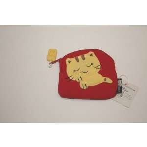 Hand Make Cute Cat Coin Purse   Great Gift to Love Ones Girls Ladies