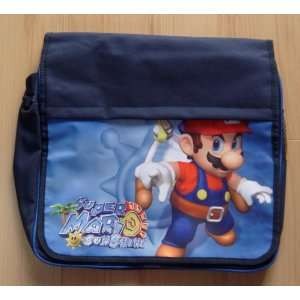 Super Mario Sunshine large shoulder backpack / bag / New