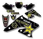 RM 80 GRAPHICS KIT RM80 ALL YEARS DECALS 01 00 99 98 97 items in Senge