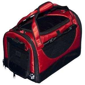 Pet Gear World Traveler Wheels Dog Carrier SM Ruby Red