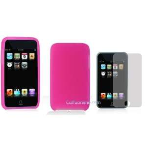 Premium Pink Skin Case Cover for iPod Touch 2nd Generation (Touch 2