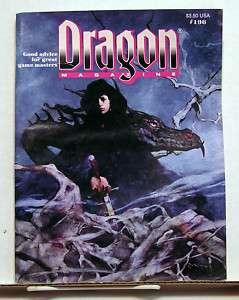 Dragon Magazine #196  RPG Game/Gaming/ D&D/Fantasy/War