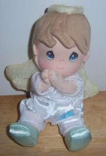 PRECIOUS MOMENTS Praying Doll, Bear, Bunny, Angel, Baby Shower, Diaper