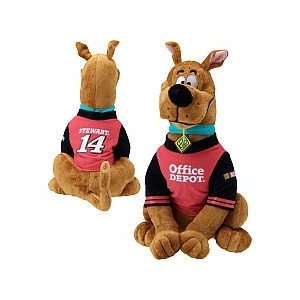 Toy Factory Tony Stewart Scooby Doo Plush Toys & Games