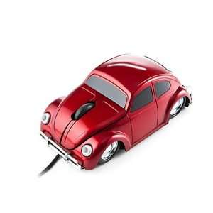 Volkswagen Beetle Buggy Car Shaped Optical USB Scroll