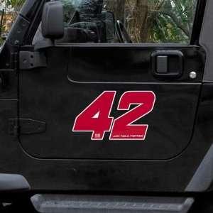 Pablo Montoya 12 Driver Number & Name Car Magnet
