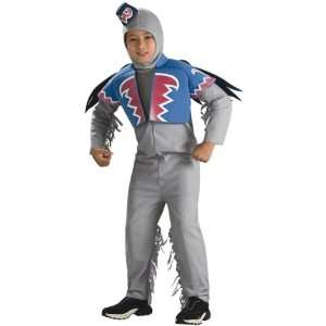 Costumes 185346 Wizard of Oz Flying Monkey Child Costume: Toys & Games