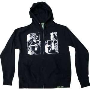 Shake Junt Suicidal Zip Hoody Sweater Small Black Skate