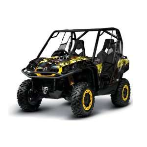 AMR Racing Canam BRP Commander 1000, 800 UTV / Side X Side Graphic Kit