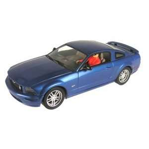 1/32nd scale Pro X Ford Mustang GT, blue Toys & Games