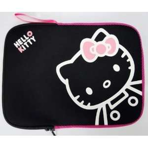and Red Hello Kitty Style Laptop Case/Bag