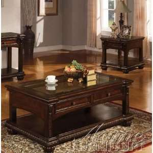 Anondale 3 Pc Coffee/End Table Set by Acme
