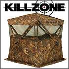 Hunting 360 Ground Blind Deer Hunting Turkey Blind Wooded Camo 5O