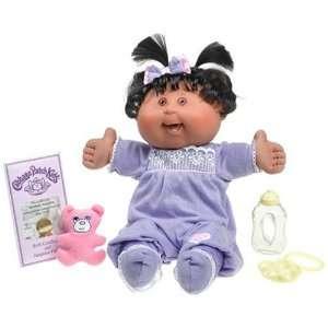 Cabbage Patch Kids Babies   Hispanic Girl Black Hair Toys & Games