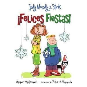 Stink the Holly Joliday) (Spanish Edition) (Judy [Paperback] Megan