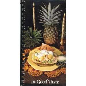 In Good Taste Books