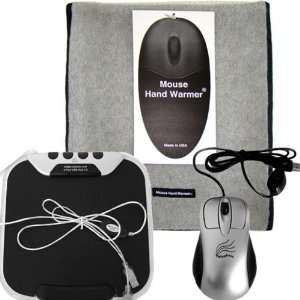 ValueRays® USB Warm Mouse & USB Warm Mouse Pad & Mouse Hand Warmer