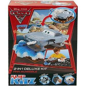 Klip Kitz Disney Pixar Cars 2 Two in One Deluxe Kit [Finn